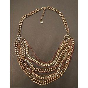 NWOT Loft Chain Necklace